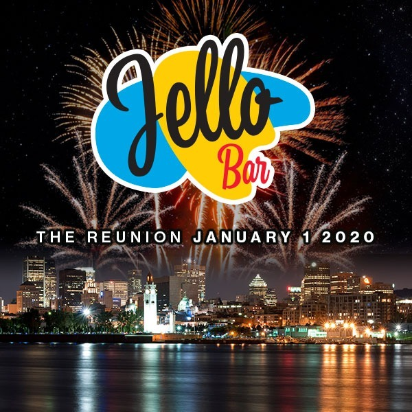 Jello Bar - The Reunion Party
