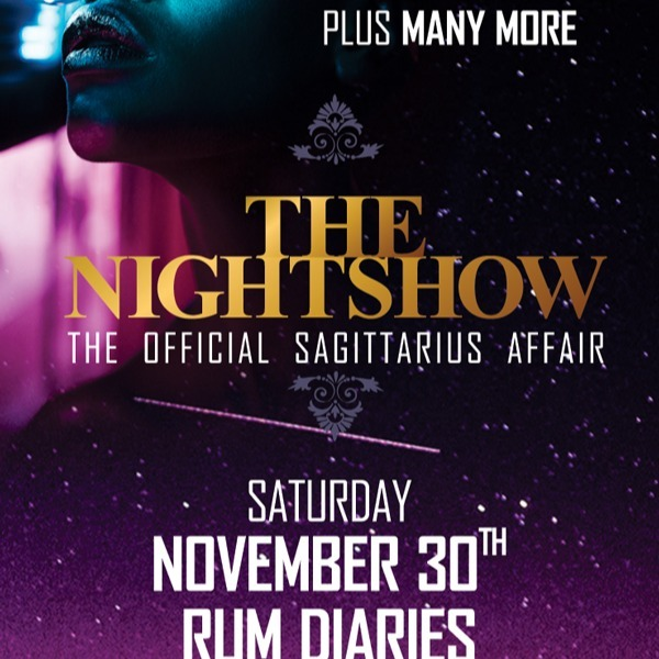The Nightshow - Official Sagittarius Affair