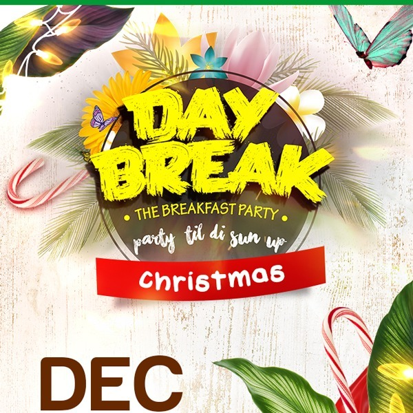 DayBreak - The Breakfast Party Christmas