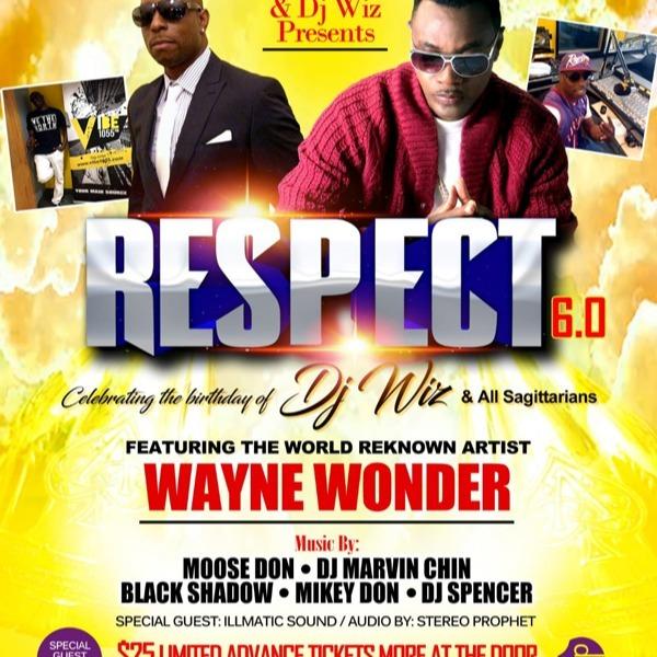 Respect 6.0 - Birthday Celebration