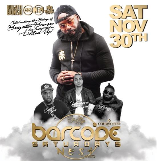 Barcode Saturday - Nov 30th 2019