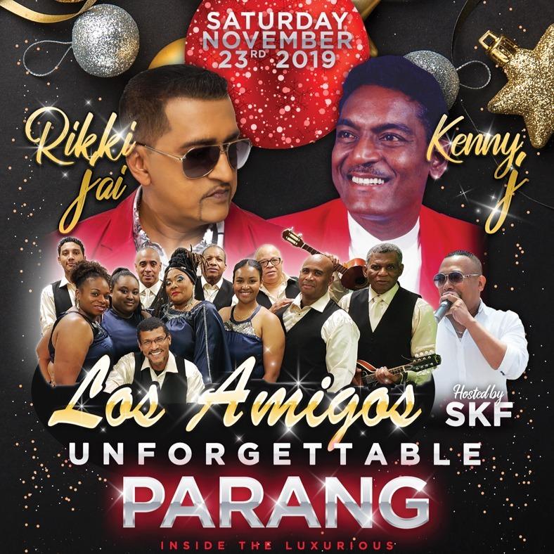 Unforgettable - Parang