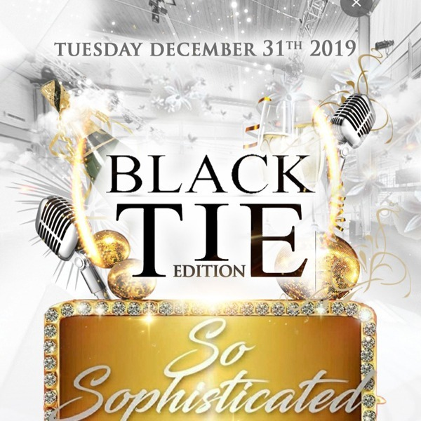 SO SOPHISTICATED 2020 - THE BLACK TIE & LADIES EVENING WEAR EDITION