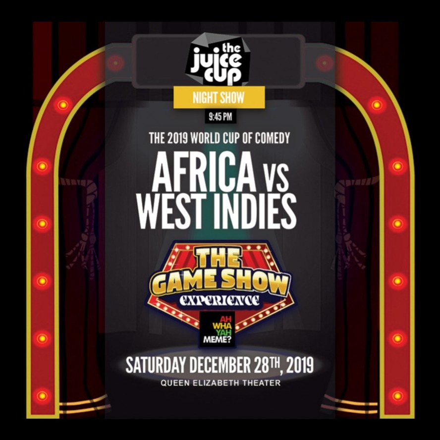 The JUICE Cup: Africa Vs West Indies