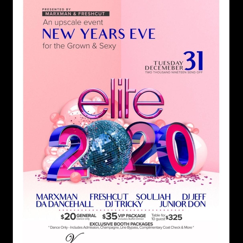 ELITE TORONTO NYE 2020