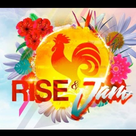 RISE AND JAM BREAKFAST RAFF UP
