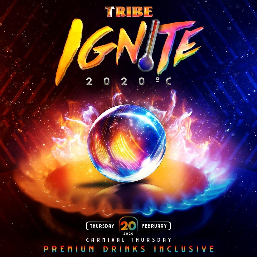 TRIBE Ignite Trinidad 2020