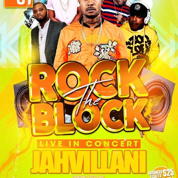 Rock The Block - Live Concert