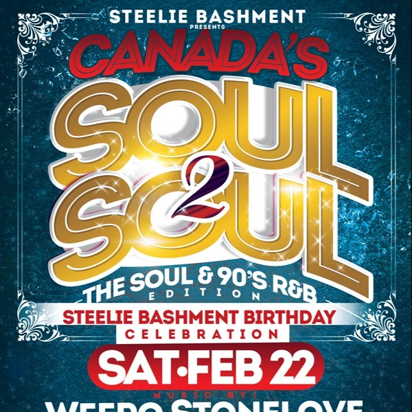Steeliebashment Birthday Celebration Toronto