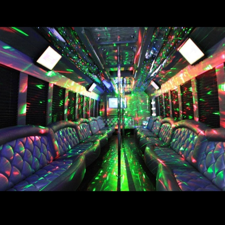 New Year's Eve 2020 two floor Party Bus Breakfast | New York