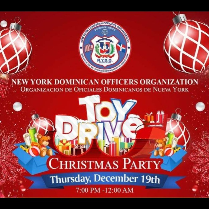 NYDO's Christmas Party - Toy Drive 2019 | New York