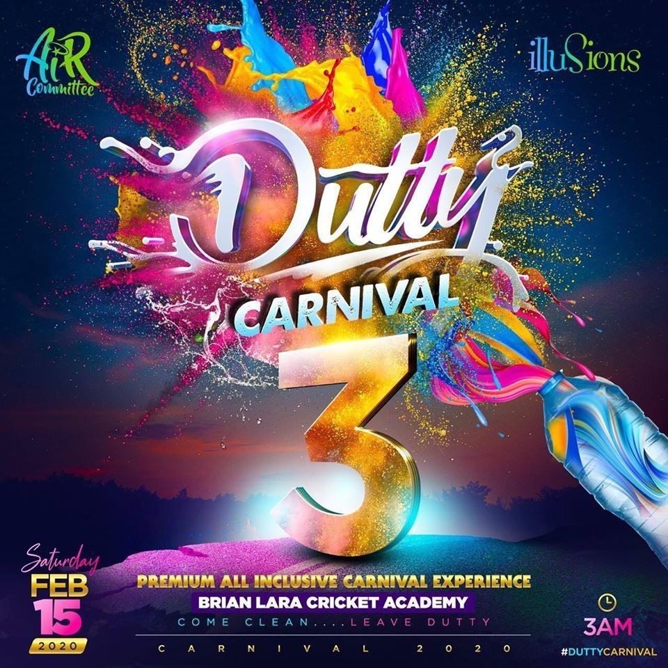 DUTTY Carnival 2020 | Trinidad And Tobago