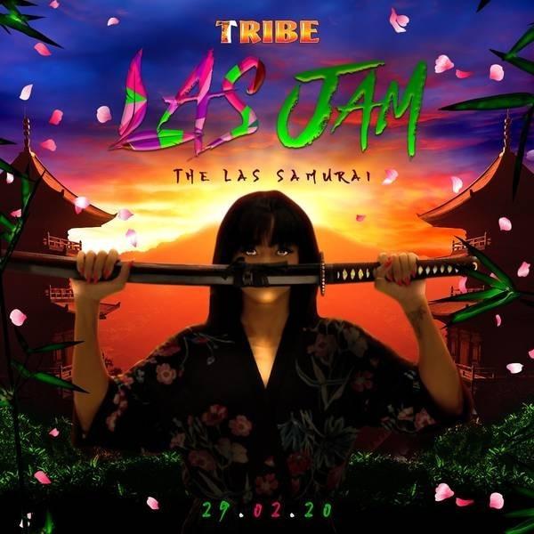 LAS JAM - The Las Samurai 2020 | Tribe Carnival