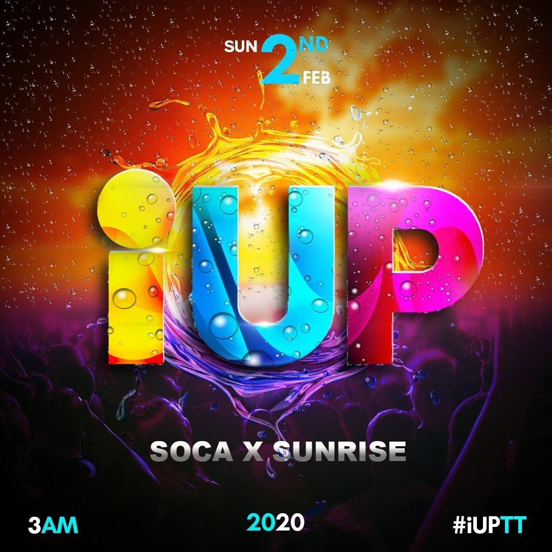 iUP Soca X Sunrise Carnival 2020