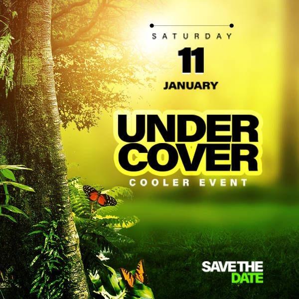 Undercover Cooler Event 2020 Trinidad