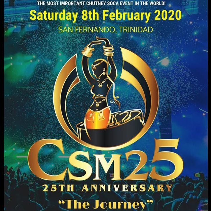Chutney Soca Monarch - 25th Anniversary 2020 Trinidad