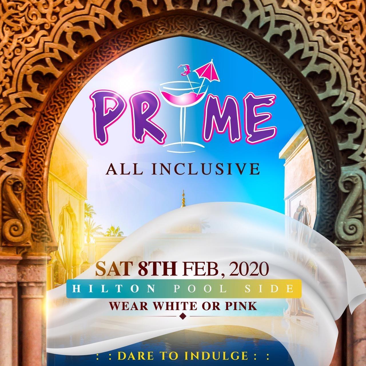PRiME - All Inclusive