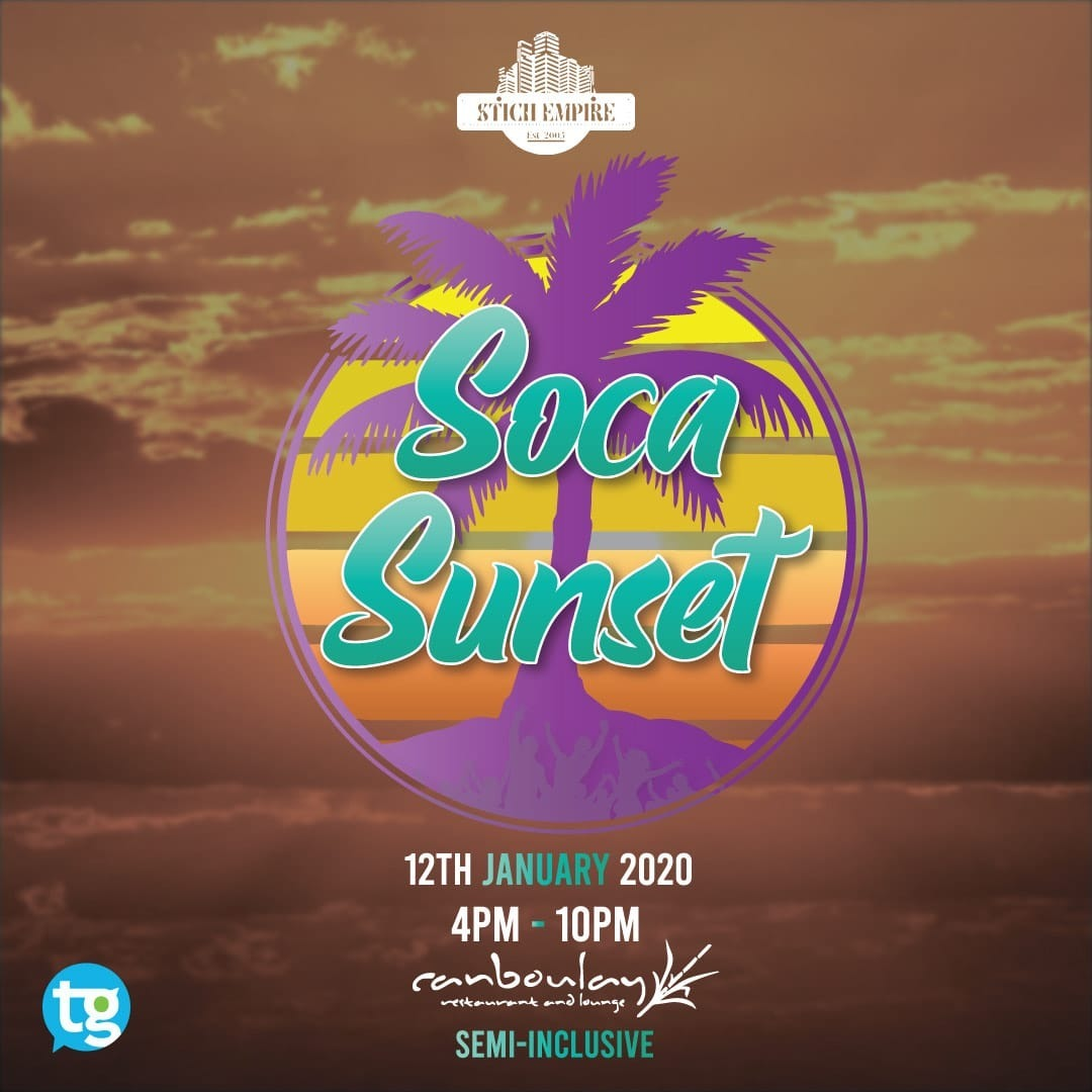 Soca Sunset