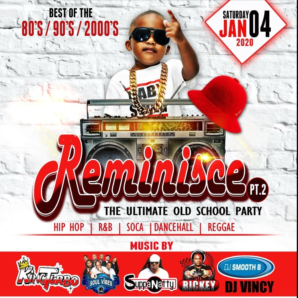 Reminise - The Ultimate Old School Party pt 2