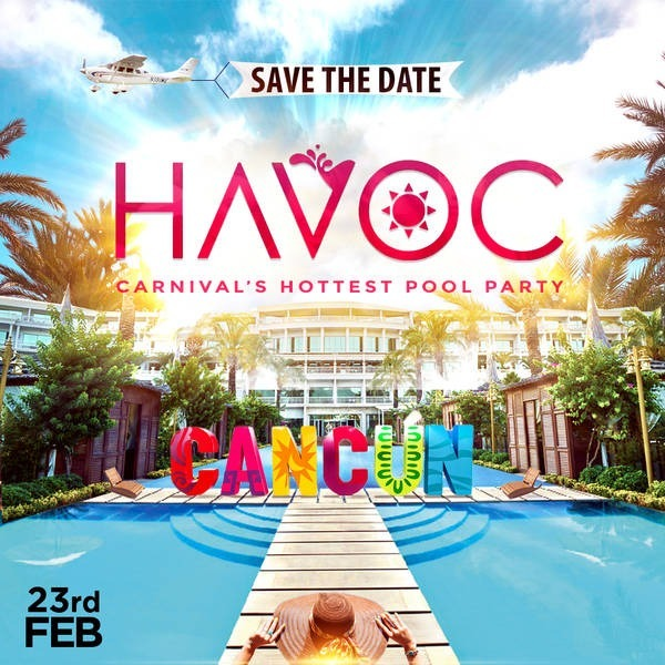 HAVOC Pool Party Trinidad 2020