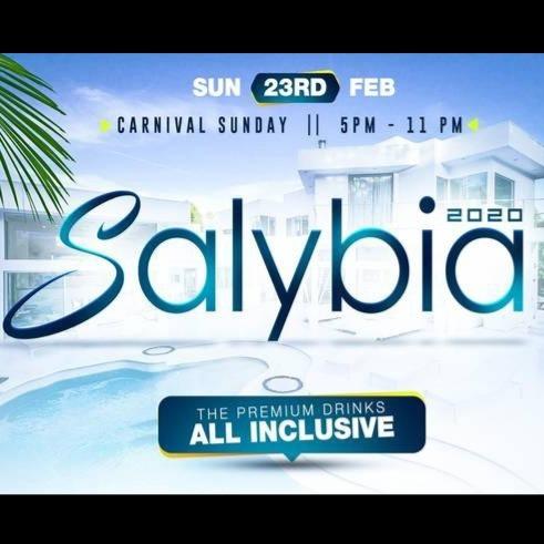 SALYBIA ALL-INCLUSIVE 2020 TRINIDAD CARNIVAL