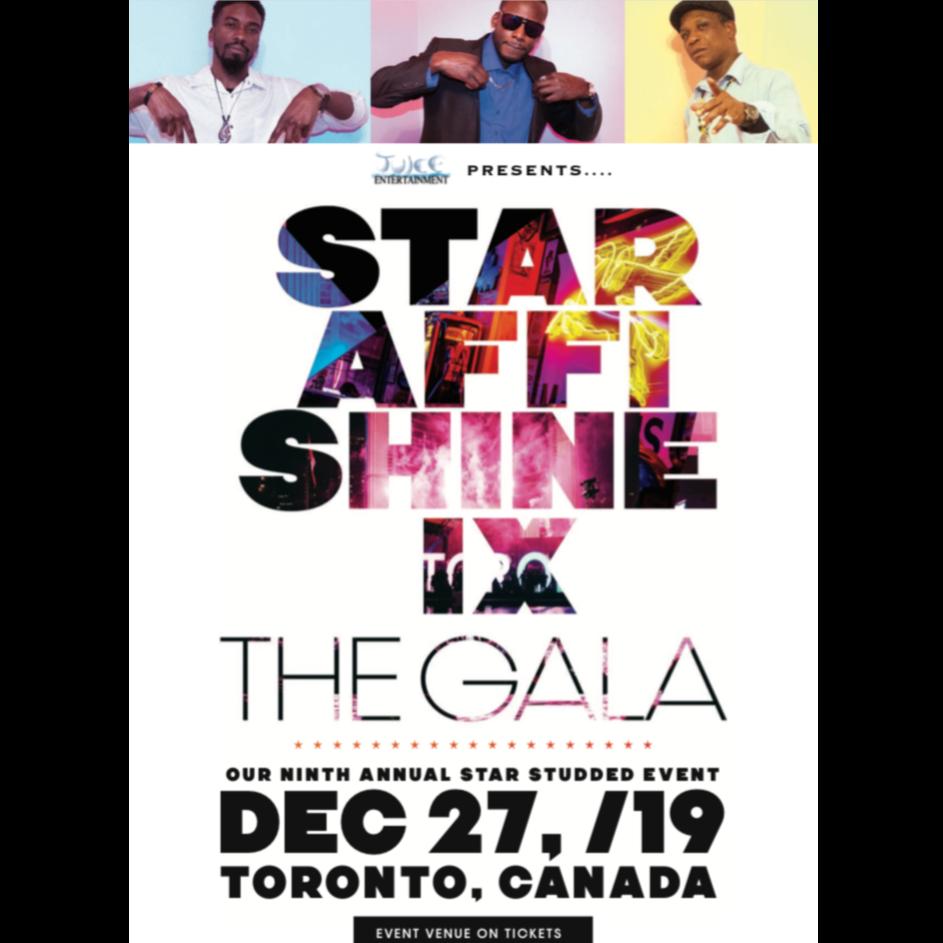 Star Affi Shine IX • THE GALA