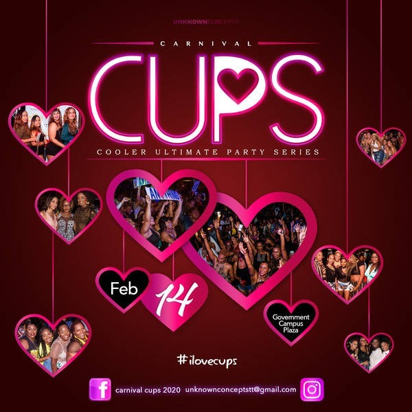 Carnival CUPS 2020 Trinidad And Tobago
