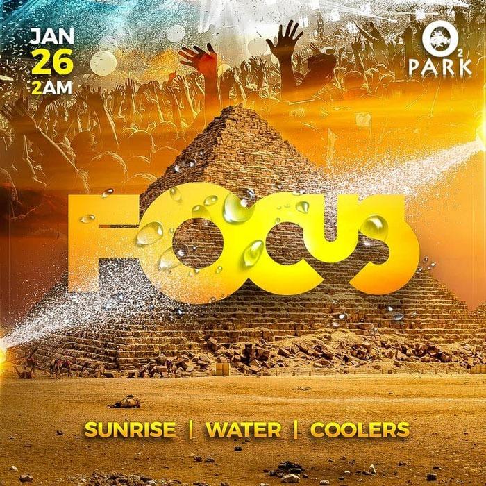 FOcus Cooler Fete 2020 Trinidad Carnival