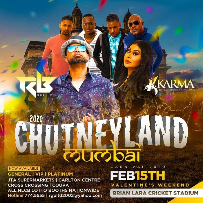 Chutneyland 2020 Trinidad @ Brian Lara Stadium