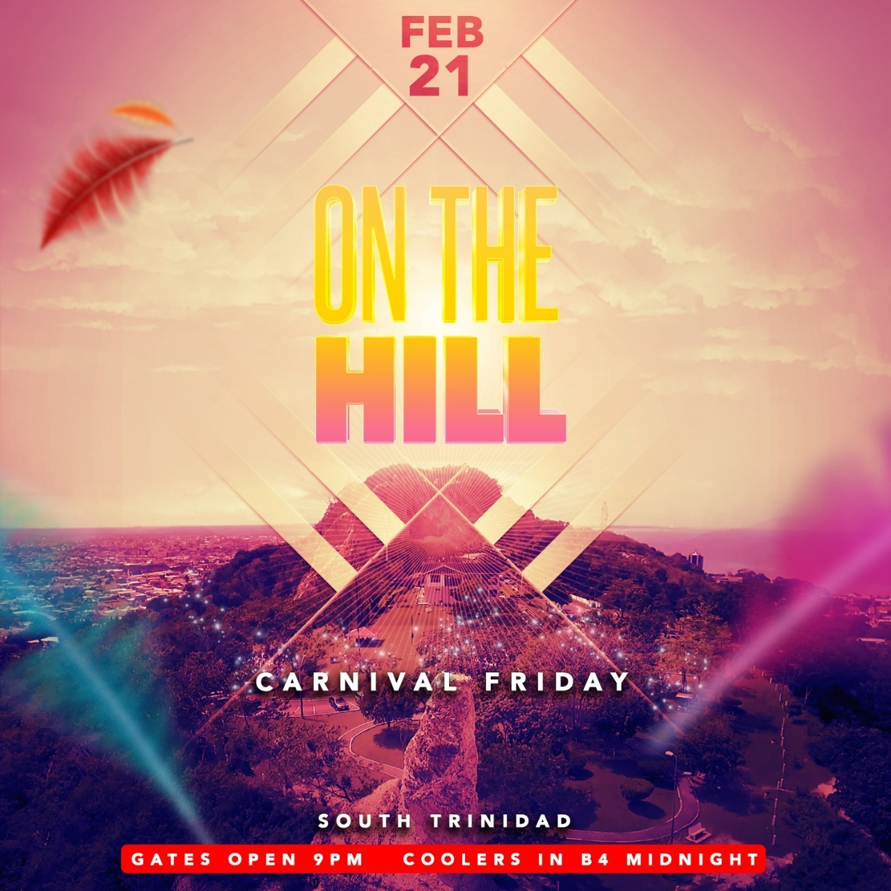 On The Hill - Carnival Friday