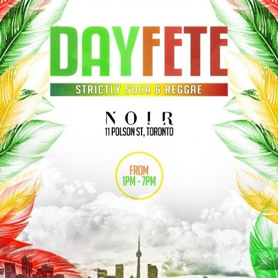 DAYFETE 2020 @ NOIR, Toronto | Caribana