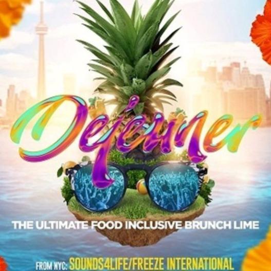 Dejeuner Food Inclusive Toronto | 2020 Caribana