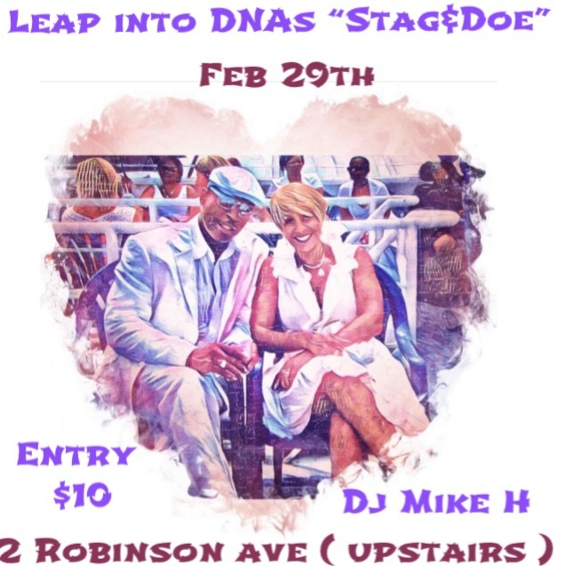 Leap Into DNAS - Stage And Doe