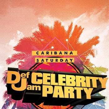 19TH ANNUAL CARIBANA DEF JAM CELEBRITY PARTY 2020