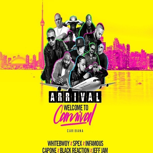 ARRIVAL - Caribana 2020 | Welcome To Carnival