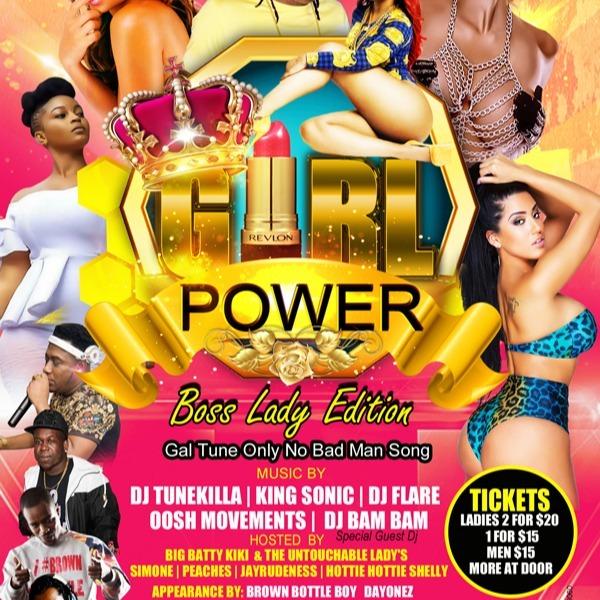 Girl Power - Boss Lady Edition