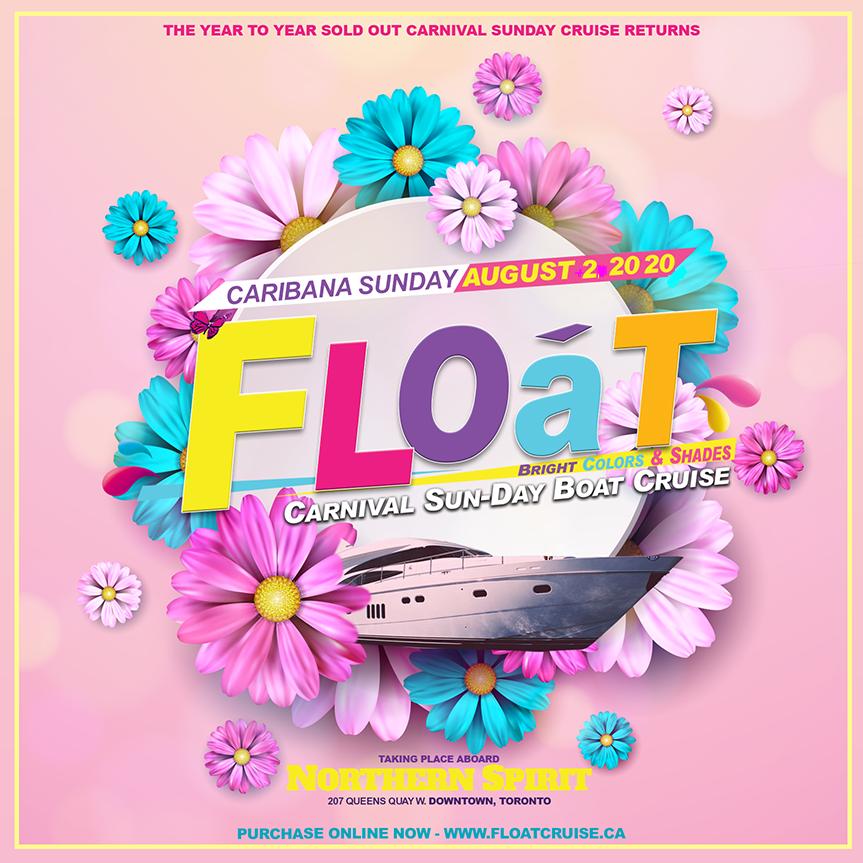 Float Caribana Sunday 2020 | Toronto