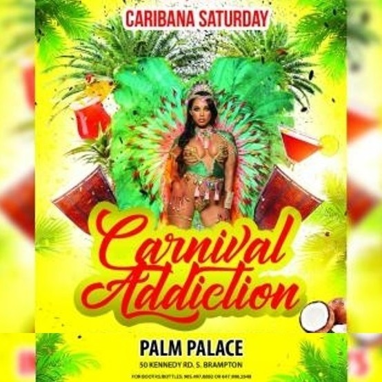 Carnival Addiction 2020