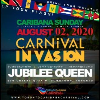 Carnival Invasion: Rep Your Flag Edition | 2020 Caribana Sunday