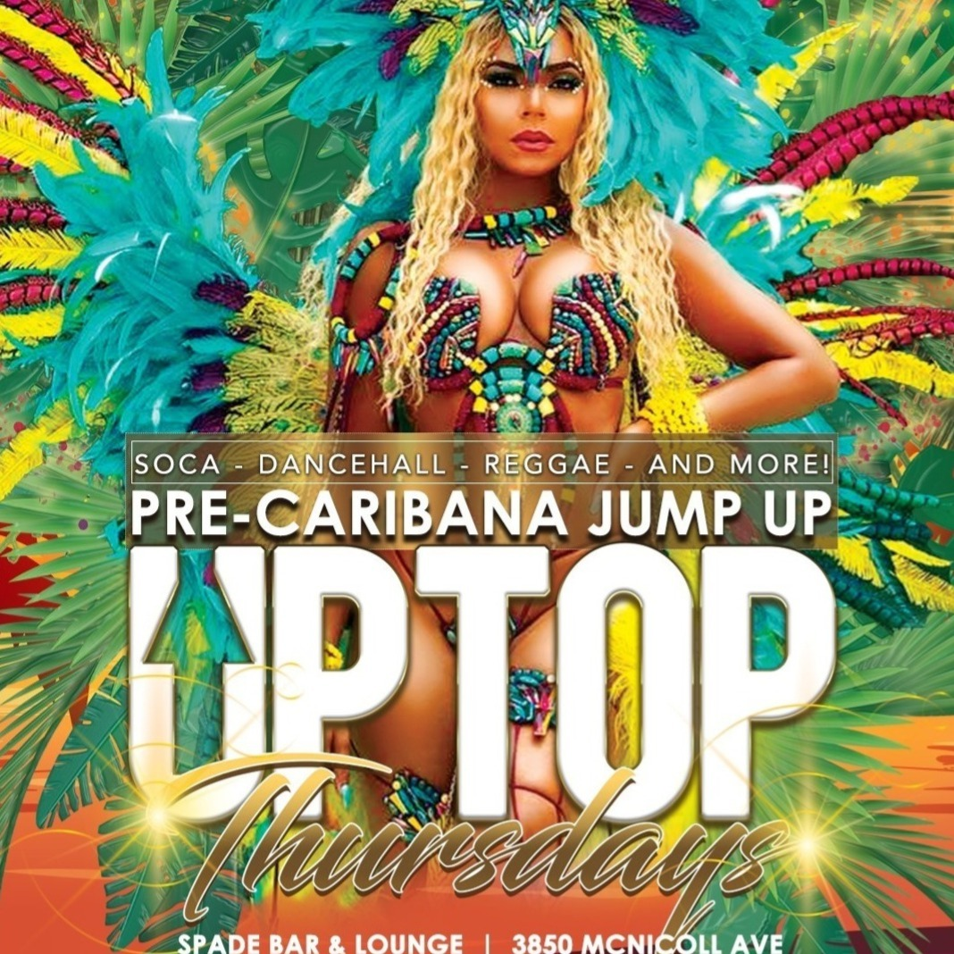 Up Top Thursday: 2020 Pre-Caribana Jump Up