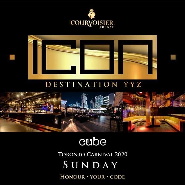 ICON: DESTINATION YYZ - 2020 Carnival Sunday