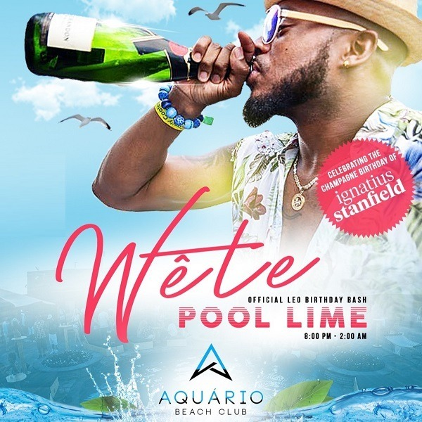 Wête Pool Lime 2020 Caribana