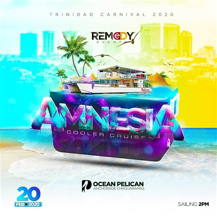 Amnesia Cooler Cruise