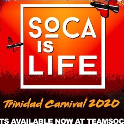 Soca is Life TT