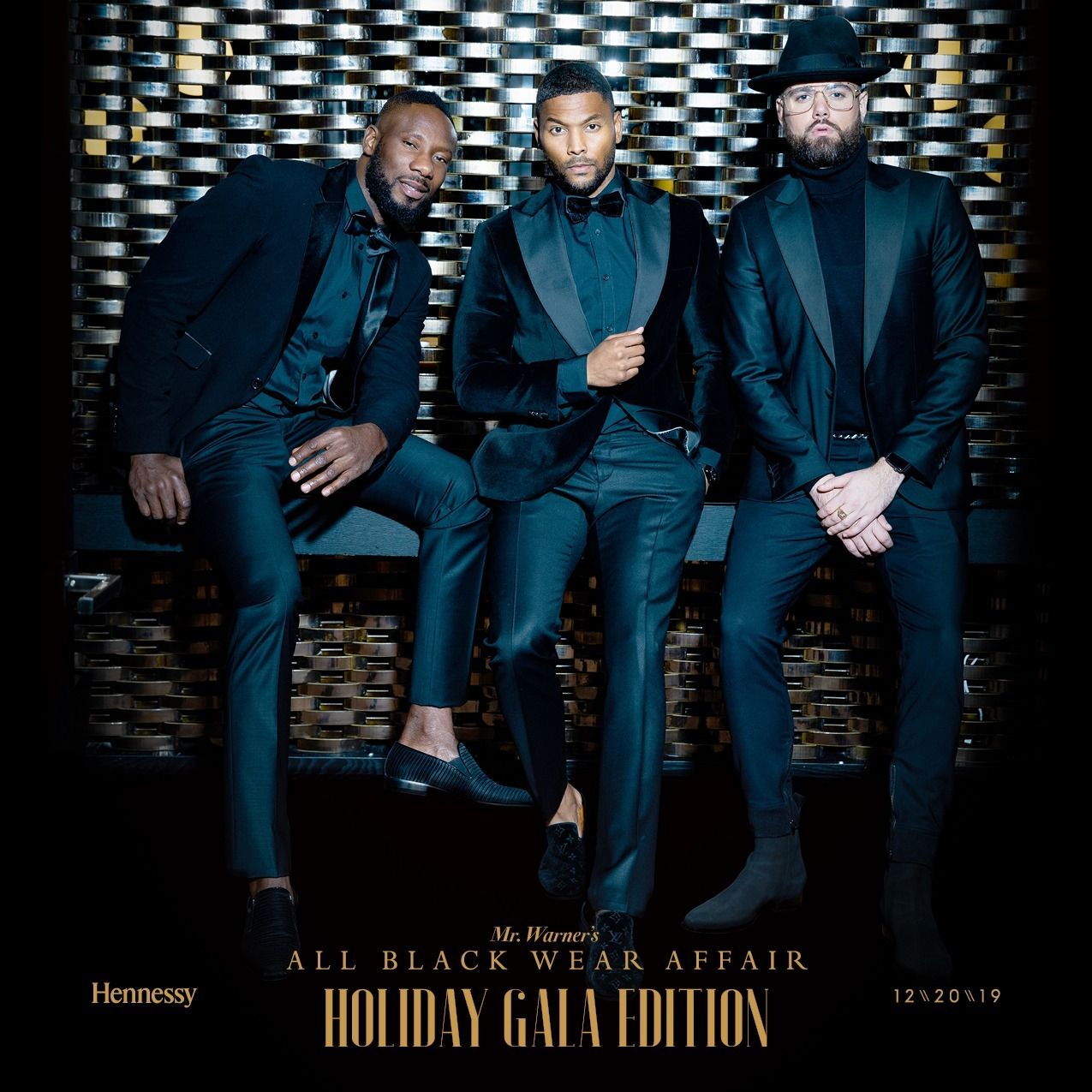 All Black Wear Affair 2019 - Holiday Gala Edition - Presented by Hennessy