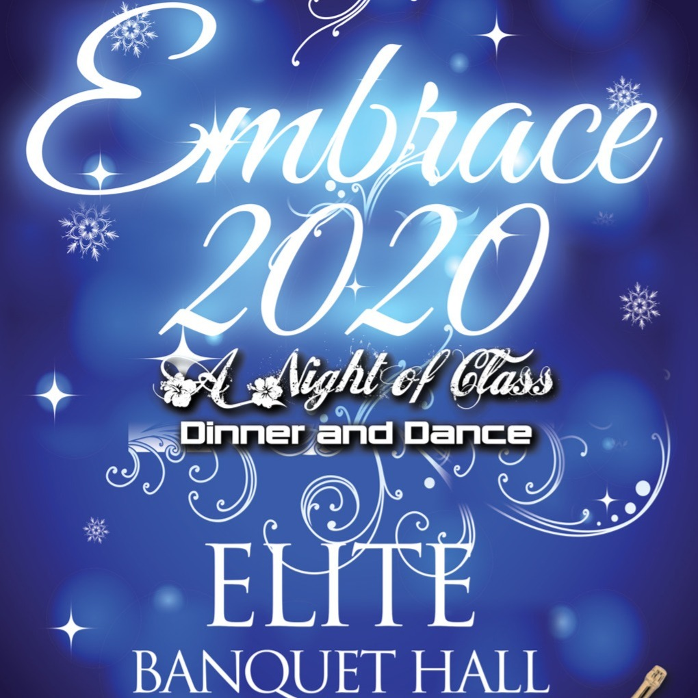 Embrace 2020 - New Years Eve Gala