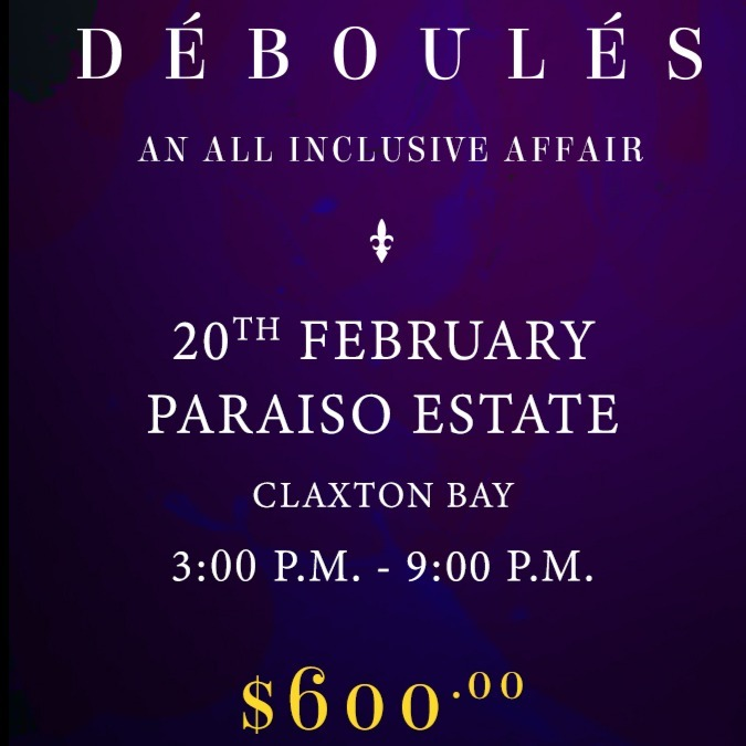 Deboules - An All Inclusive Affair