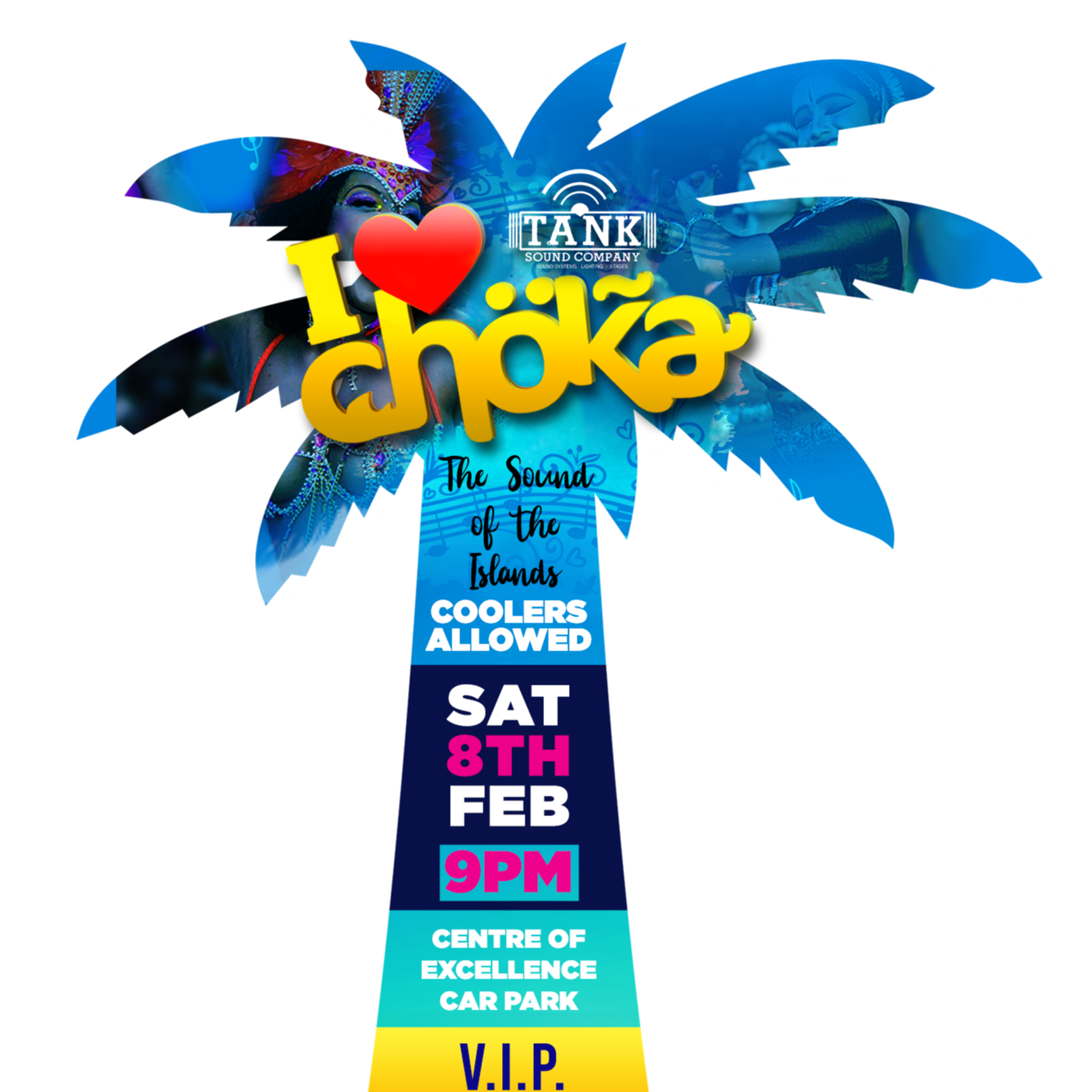 I Love Choka 2020