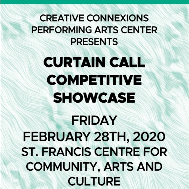 Curtain Call Competitive Showcase