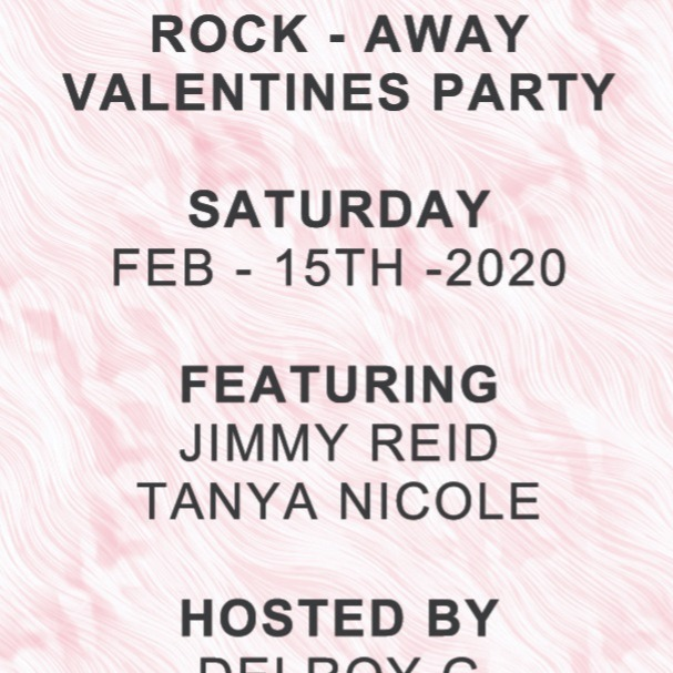 Rock Away Valentines Party